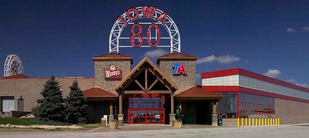Iowa 80 Group - The World's Largest Truckstops |